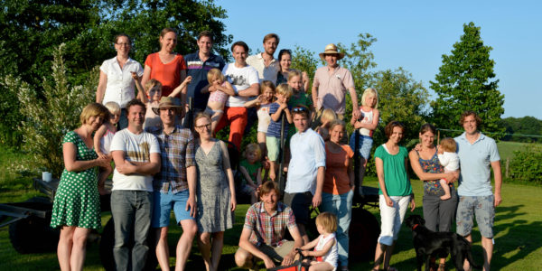 Photo 2: Reunion of the Tweega Medica team